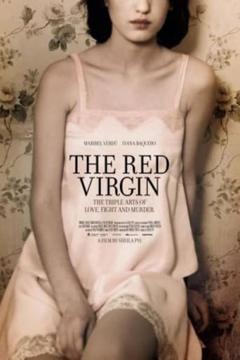 Poster of The Red Virgin