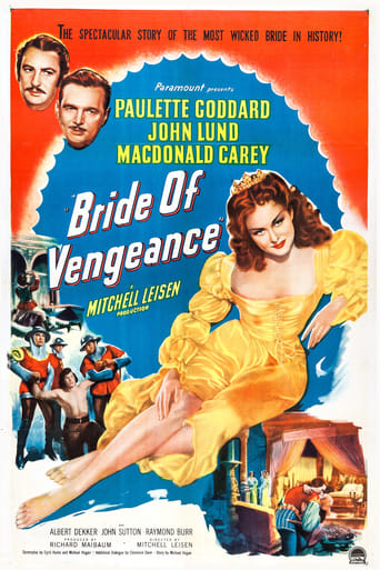 Poster of Bride of Vengeance