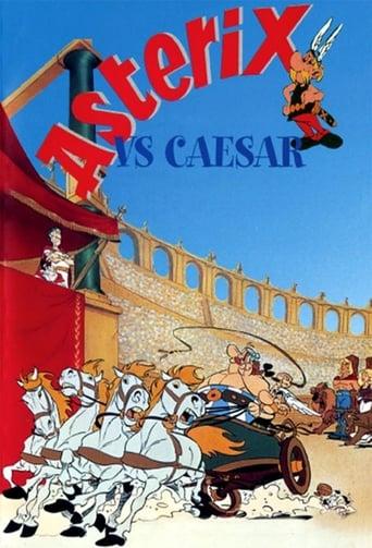 Poster of Asterix vs. Caesar