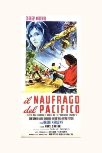Poster of Il naufrago del Pacifico