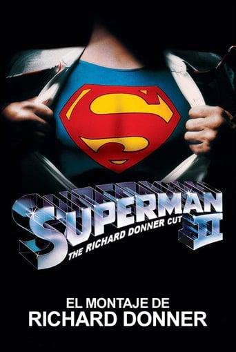 Poster of Superman II: El montaje de Richard Donner
