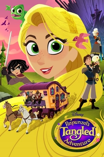 Poster of Rapunzel's Tangled Adventure
