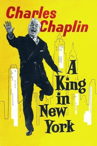 Poster of A King in New York