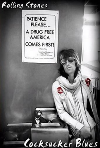 Poster of The Rolling Stones: Cocksucker Blues