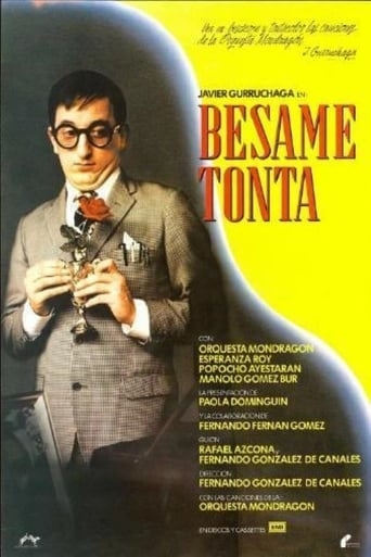 Poster of Bésame, tonta