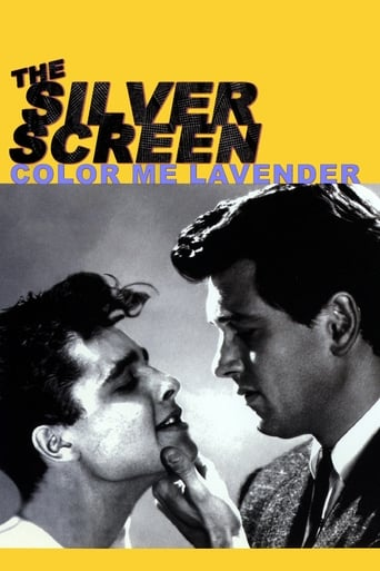 Poster of The Silver Screen: Color Me Lavender