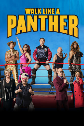 Walk Like a Panther poster