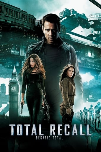 Poster of Total Recall (Desafío total)