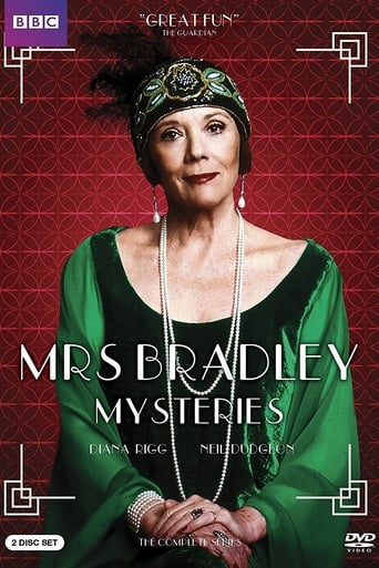 Poster of The Mrs Bradley Mysteries