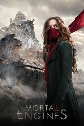 Máquinas mortales / Mortal Engines