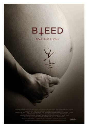 Poster of Bleed