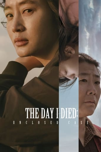 Poster of The Day I Died: Unclosed Case