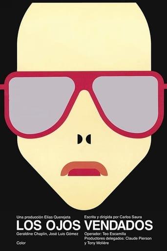 Poster of Blindfolded Eyes
