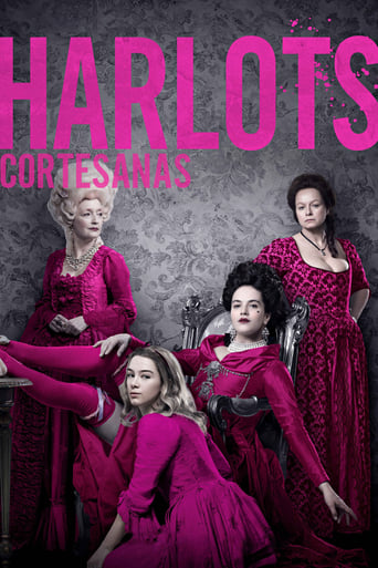 Poster of Harlots: Cortesanas