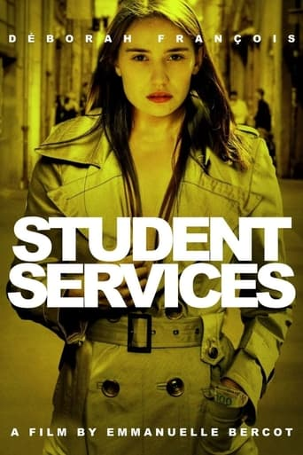 Poster of Student Services