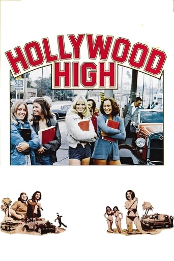 Poster of Hollywood High