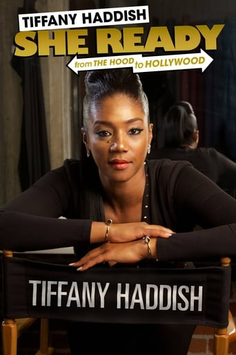 Poster of Tiffany Haddish: She Ready! From the Hood to Hollywood!