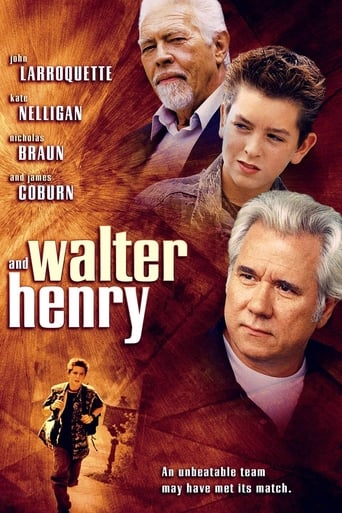 Poster of Walter and Henry