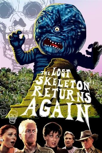 Poster of The Lost Skeleton Returns Again