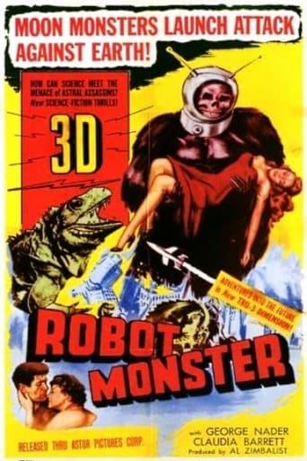 Poster of Robot Monster