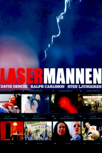 Poster of The Laser Man