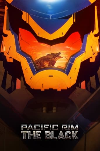 Poster of Pacific Rim: The Black
