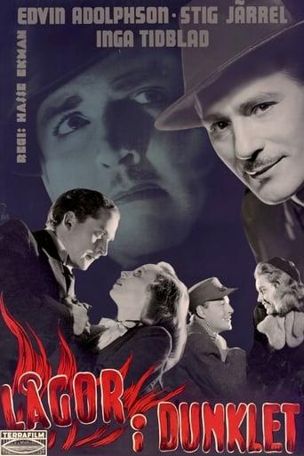 Poster of Lågor i dunklet