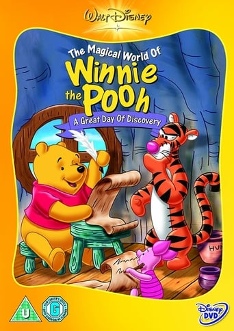 Growing Up with Winnie the Pooh: A Great Day Of Discovery poster