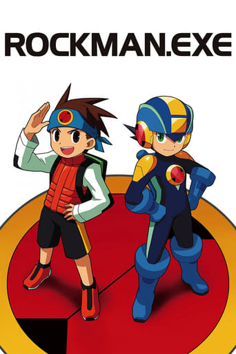 Poster of Rockman.EXE: The Program of Light and Darkness