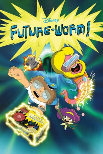 Poster of Future-Worm!