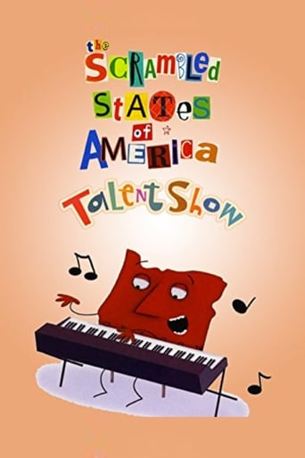 Poster of The Scrambled States of America Talent Show