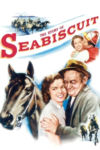 Poster of The Story of Seabiscuit