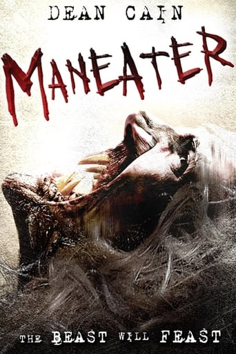 Poster of Maneater