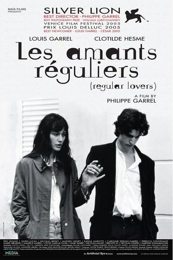 Poster of Regular Lovers