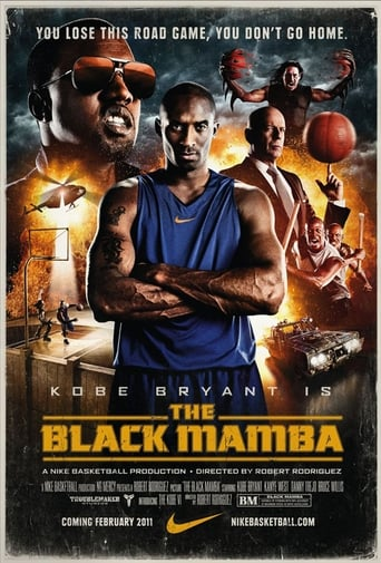 Poster of The Black Mamba