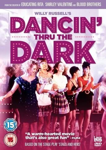 Poster of Dancin' Thru the Dark