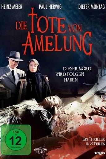 Poster of Die Tote von Amelung