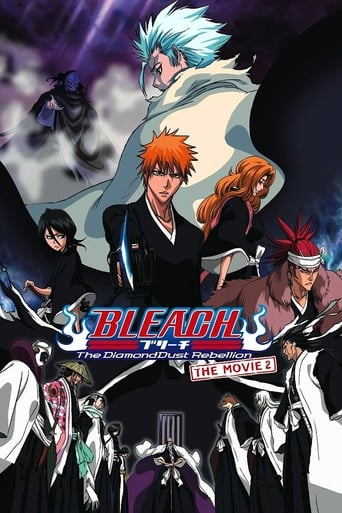 Poster of Bleach: The DiamondDust Rebellion