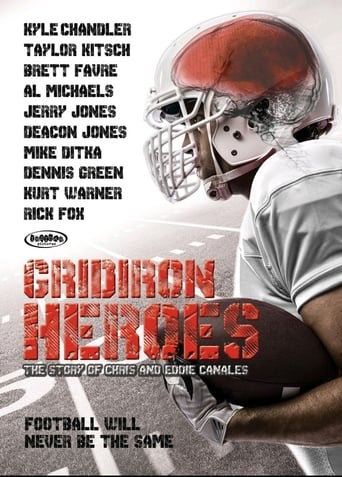 Poster of The Hill Chris Climbed: The Gridiron Heroes Story