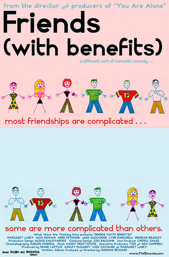 Poster of Friends (With Benefits)