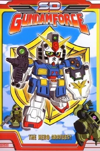 Poster of Superior Defender Gundam Force