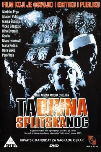 Poster of A Wonderful Night in Split