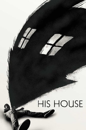 Poster of His House