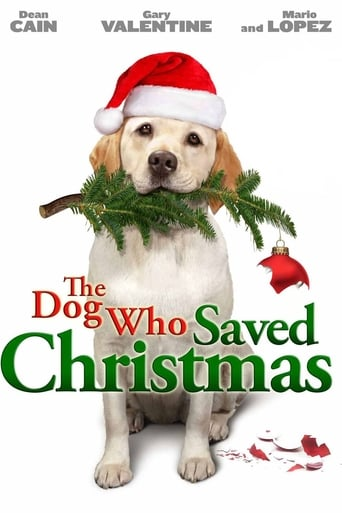 Poster of The Dog Who Saved Christmas