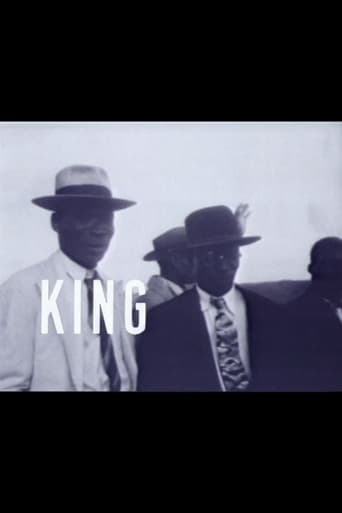 Poster of King