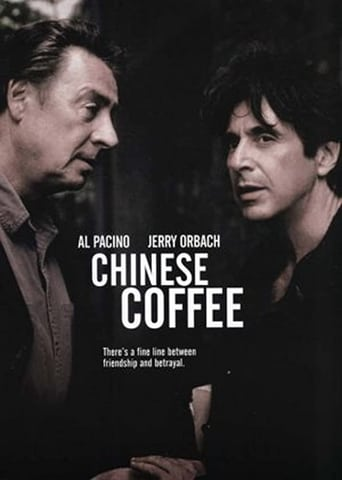 Poster of Chinese Coffee