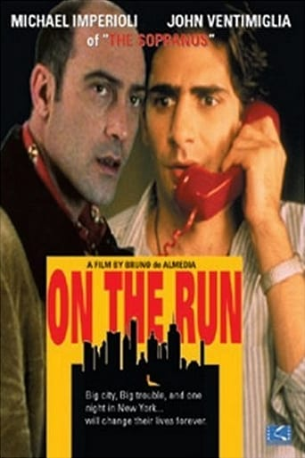 Poster of On the Run