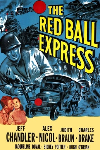 Poster of The Red Ball Express