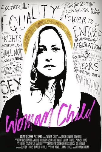 Woman Child poster