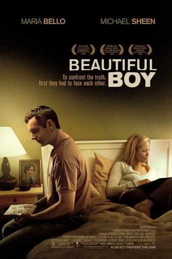 Poster of Krásný chlapec